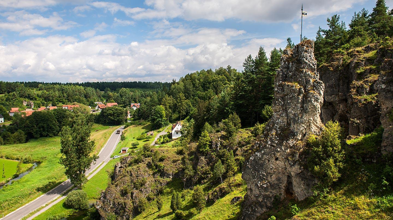 Sehenswürdigkeiten Bayreuth – Natur & Erholung