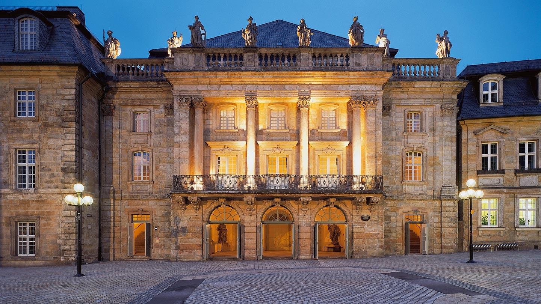 Sehenswürdigkeiten Bayreuth – Opernhaus