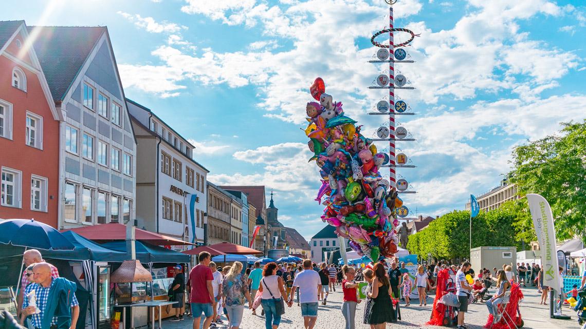Stadtmarketing – Bürgerfest