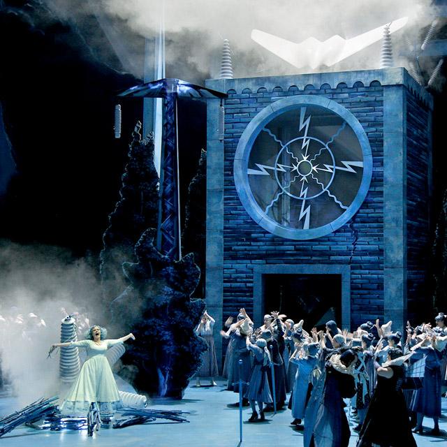 Bayreuther Festspiele Lohengrin – © Enrico Nawrath