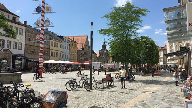 Maximilianstraße Bayreuth