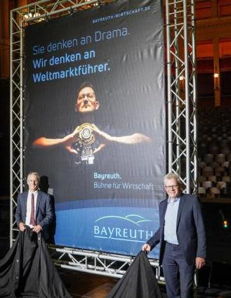 Bayreuth Wirtschaft – Enthüllung & Präsentation