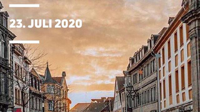 Genussvoller Stadtrundgang durch Bayreuth innenstadt