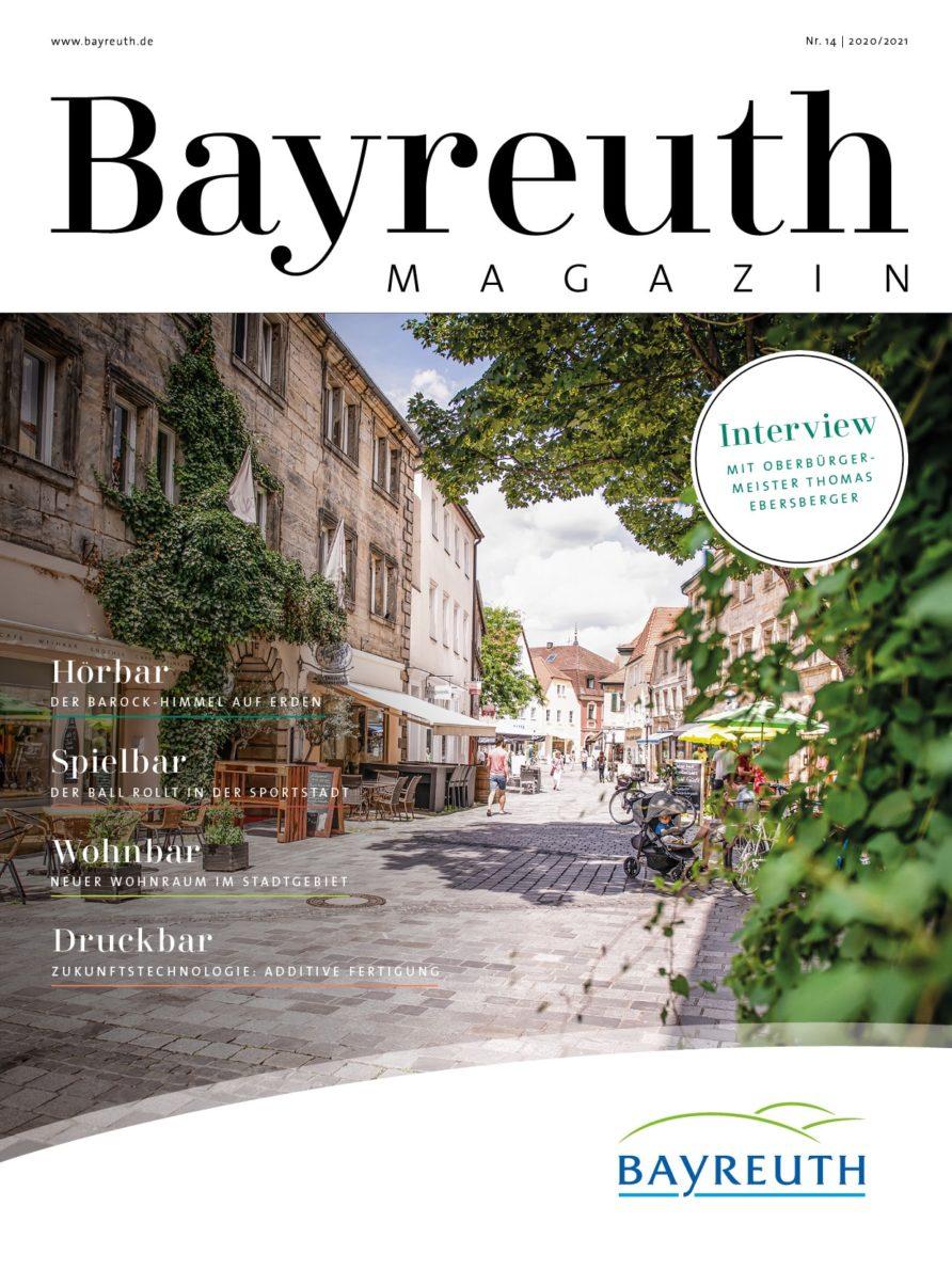 Bayreuth Magazin Ausgabe 2020/2021