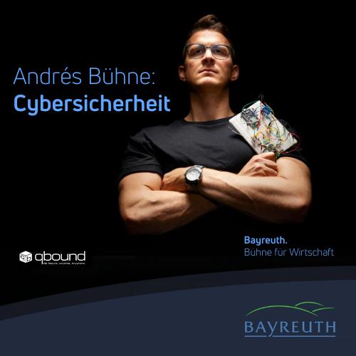 Andrés Bühne: Cybersicherheit