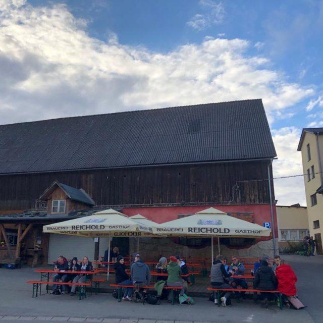 Reichold Bräu in der Fränkischen Schweiz mit Neu-Bayreuthern
