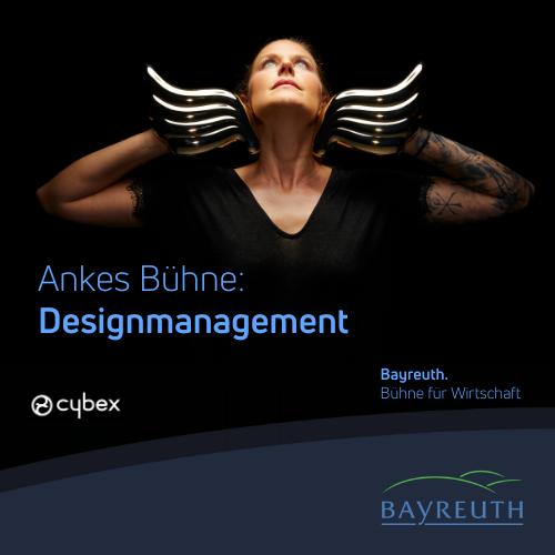 Ankes Bühne: Designmanagement bei Cybex in Bayreuth