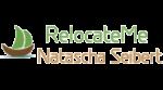 Logo RelocateMe Natascha Seibert
