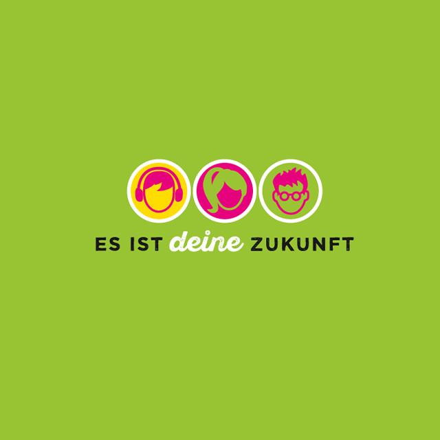 Es ist deine Zukunft Logo