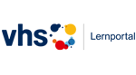VHS Lernportal Logo