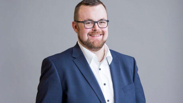 Bundesvorsitzender der Wirtschaftsjunioren und gebürtiger Bayreuther Sebastian Döberl