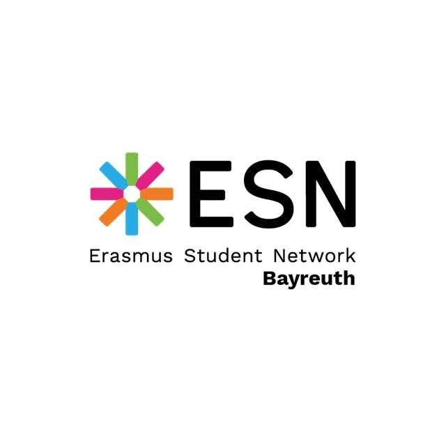 Logo des Erasmus Student Network Bayreuth
