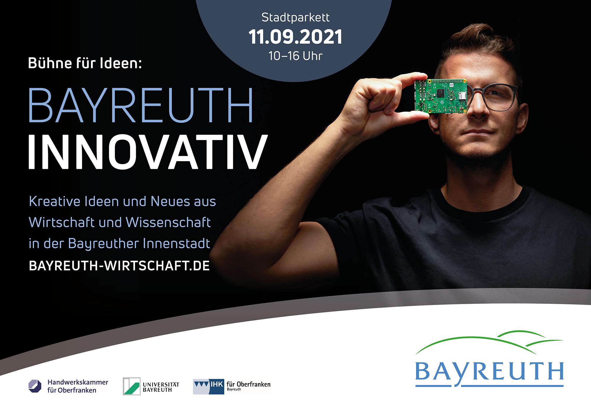 Bayreuth Innovativ am 11.09.21
