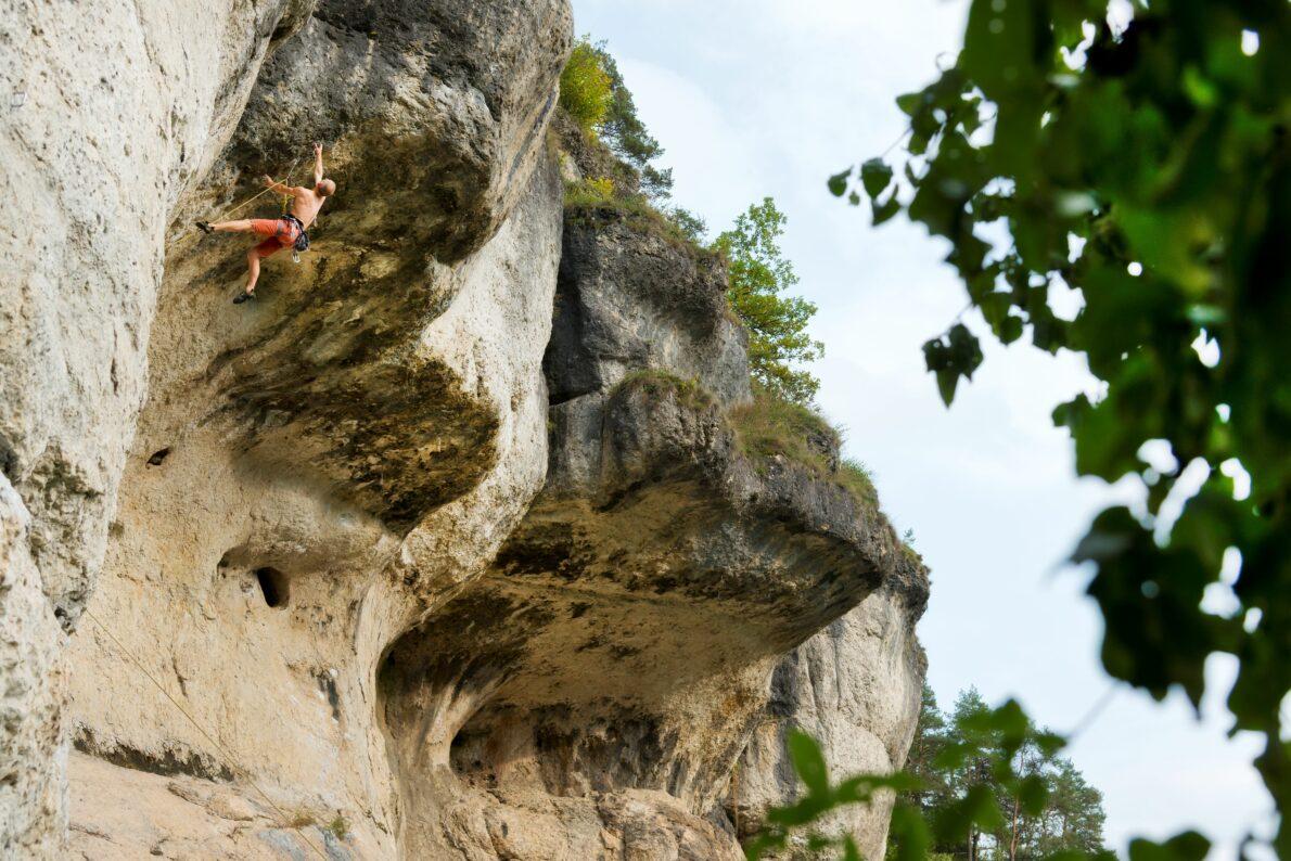 Klettern in Pottenstein