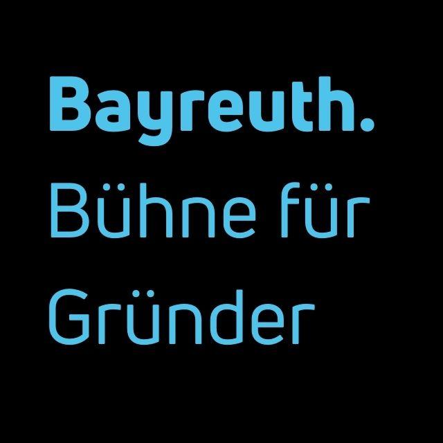 Bayreuth. Bühne für Gründer